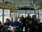 Чем мне нравятся троллейбусы, так это тем, что на них в горы уехать можно :)