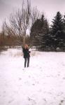 kiss собирала снег на лапу Kabancu :)